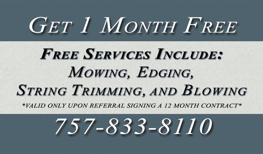 Lawn Maintenance Yorktown, VA, Hampton Roads